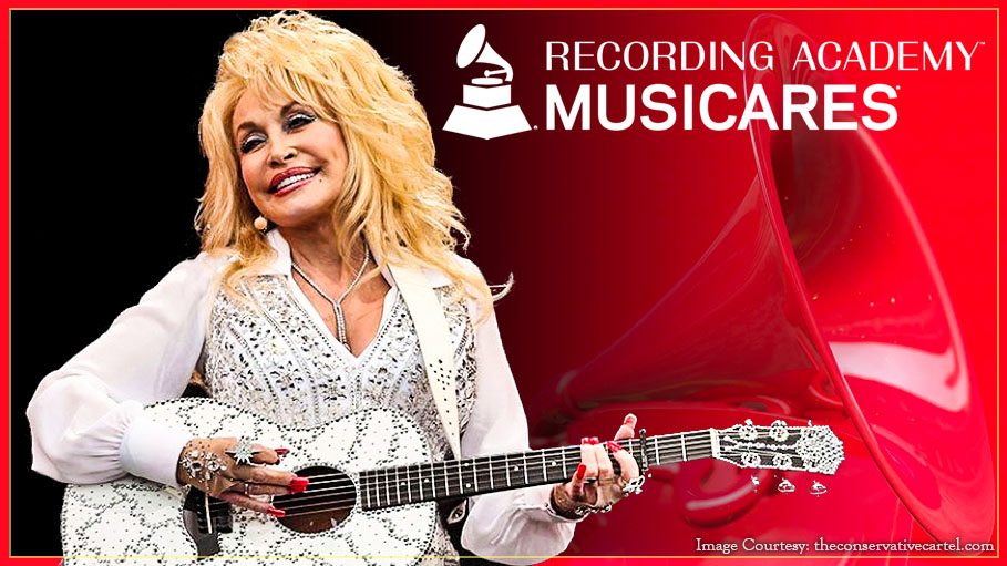 Dolly Parton Becomes the First Country Western Singer to Win Grammy's MusiCares Person of the Year