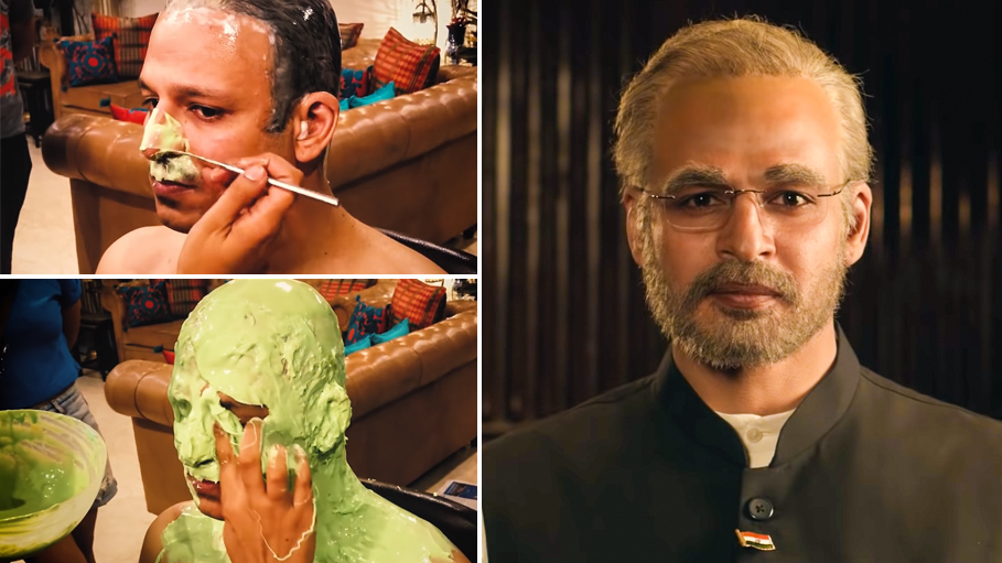 'PM Narendra Modi': The Look Making Video Captures Vivek Oberoi's Stunning Transformation