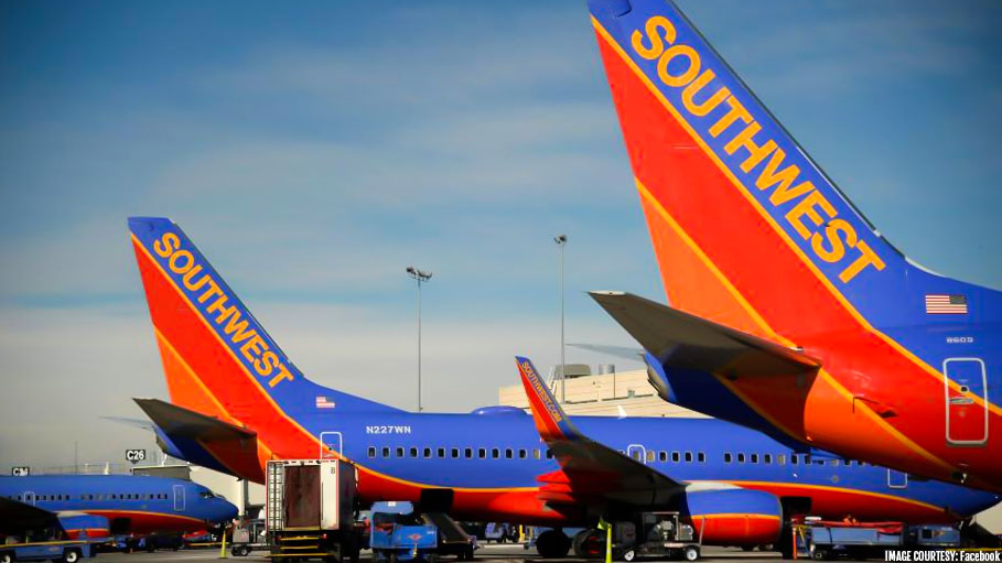 Passengers of Southwest Airlines Discover Something Strange in Plane's Cabin Locker