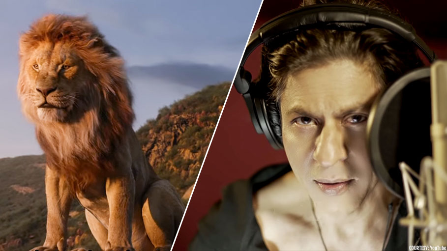 Shah Rukh Khan as Mufasa Will Give You Goosebumps, Hear Him Out in and as 'The Lion King'