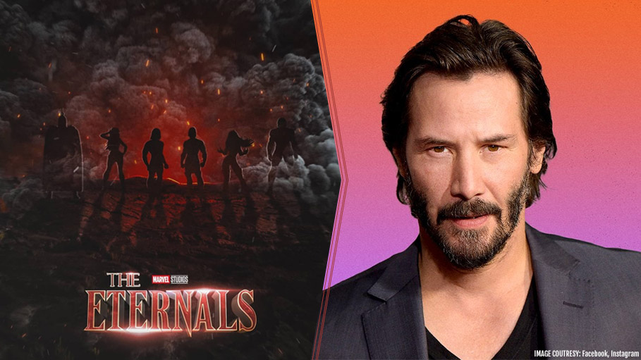 Keanu Reeves to Star in Marvel's 'The Eternals'?