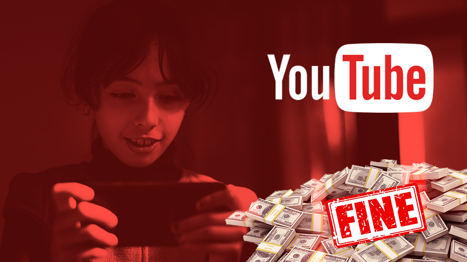 YouTube to Pay a Huge Fine over Children Privacy Data Breach