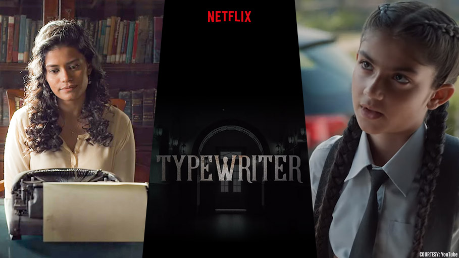 Netflix Drops the Official Trailer of Horror Mystery Series 'Typewriter' Full of Jump Scares