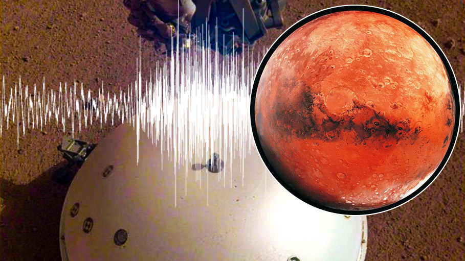 'Marsquake' Discovered on Red Planet – Mars