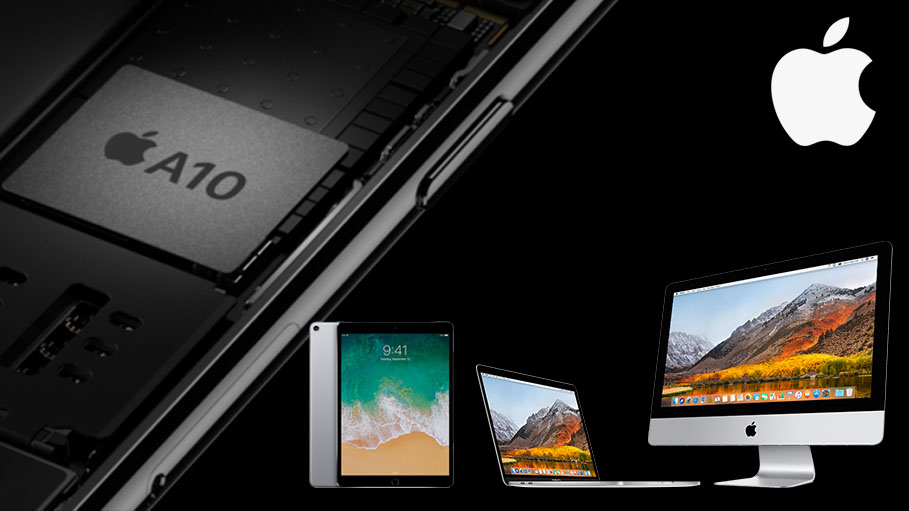 Apple Set to Launch Three New Mac Products and an iPad this Year - Self Designed Graphical Processor Units and AI Chips