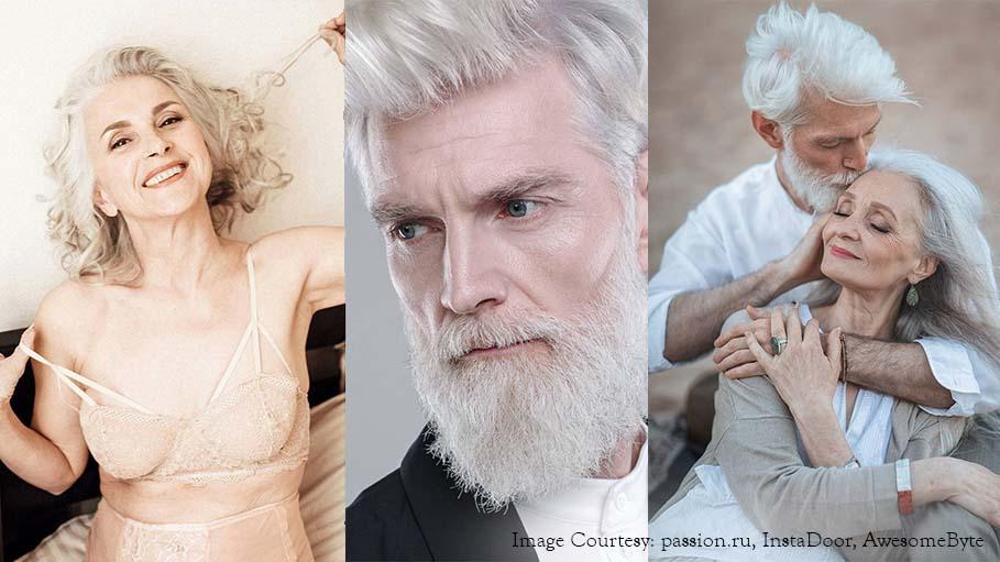 Russian Modelling Agency 'Oldushka' Tells Us That Ageing Is Beautiful