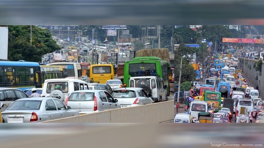 Bengaluru Has World's Worst Traffic, Says Report