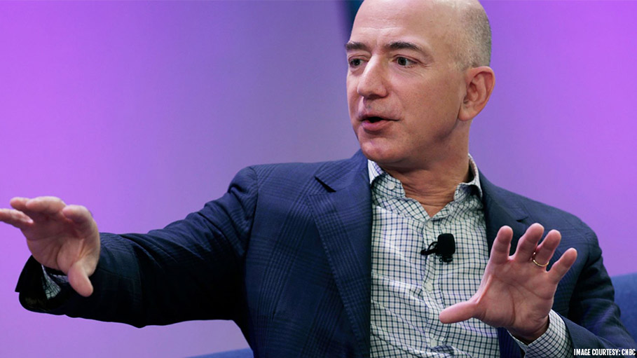 Amazon CEO and World's Richest Person Jeff Bezos Reveals Three Secrets to Being Productive