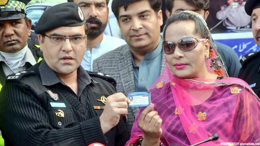 Pakistan Issues First Transgender Driving License