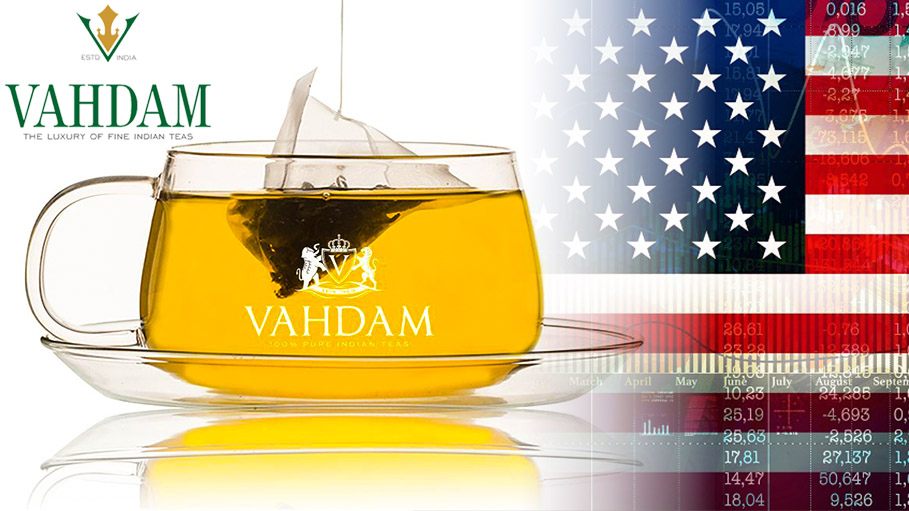 Vahdam Teas Set to Tap US Market with Premium Tea