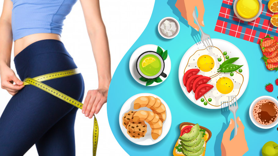 Have Heavy Breakfast, Light Dinner to Lose Weight