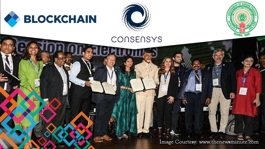 ConsenSys, US, Partners AP Govt To Lead Blockchain Movement In India