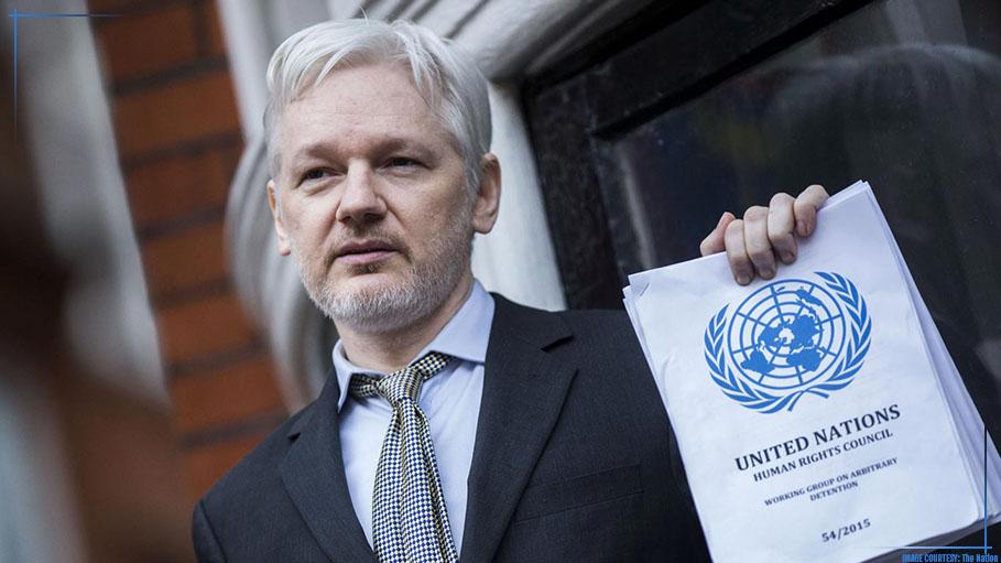 Julian Assange Not Safe in Ecuadorian Embassy
