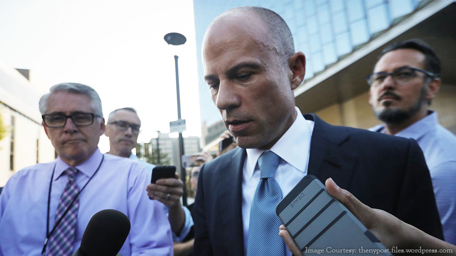 Porn Star Attorney and Women's Rights Advocate Michael Avenatti Arrested over Domestic Violence Allegations