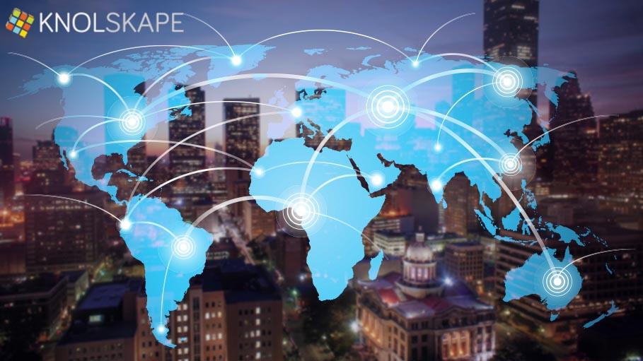 KNOLSKAPE Sets out on Global Journey with US Office