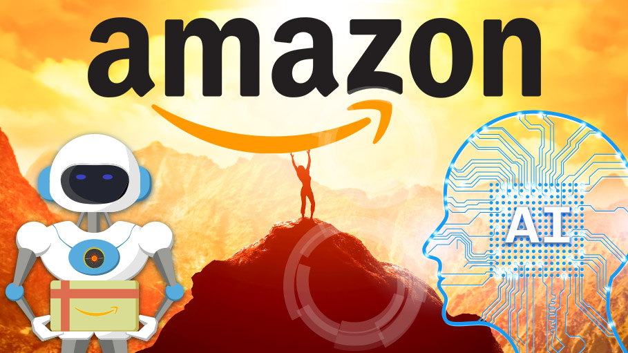 Amazon Rewrites Its Success Story by Leveraging Artificial Intelligence and Machine Learning