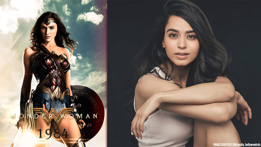'Wonder Woman 1984' Is Casting Indian Actress Soundarya Sharma in a Mysterious Supporting Role