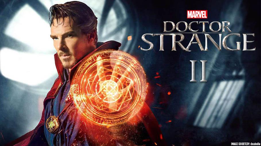 Doctor Strange 2: Benedict Cumberbatch Gets a Hefty Salary Raise! End of Sherlock?