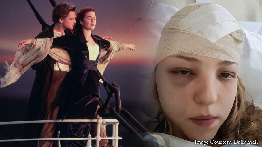 Here's How Kate Winslet And Leonardo Dicaprio Used Their 'Titanic Power' To Keep A Young Woman Alive