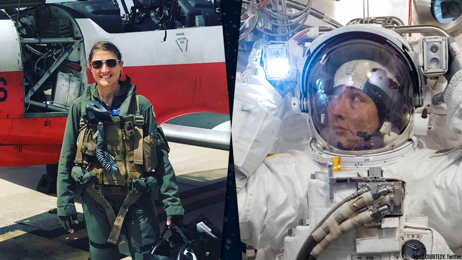 Christina Koch Set to Become First Woman to Have the Longest Space Flight