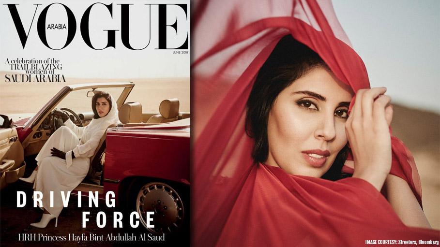 Saudi Princess on Vogue Cover Raises Women's Enthusiasm Yet Faces Backlash