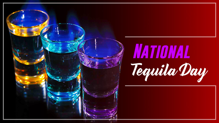 Say Cheers as It's National Tequila Day