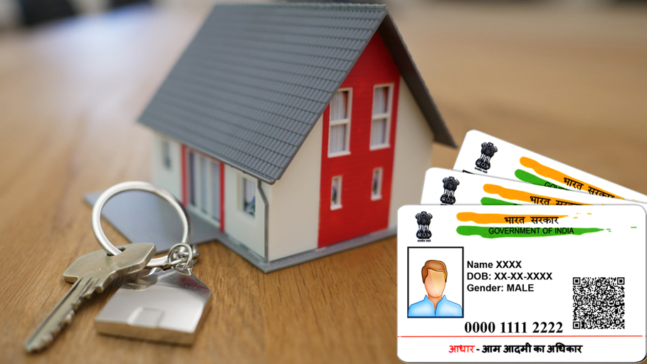 Linking of Aadhaar with Property Transaction Going to be Mandatory Soon