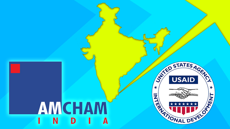 USAID & AMCHAM India to Partner for India's Development