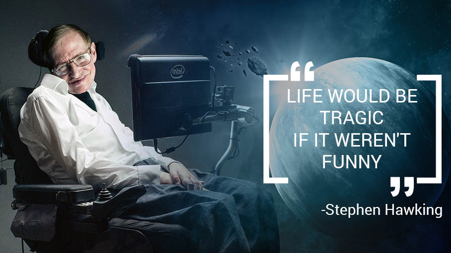 The Inspiring Life And Journey Of A True Genius - Stephen Hawking