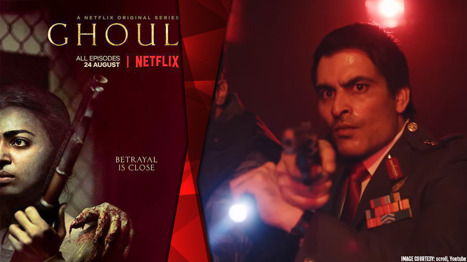 'Ghoul' from Netflix Ushers in Terrorists from the Other World - Horror Streaming Across India