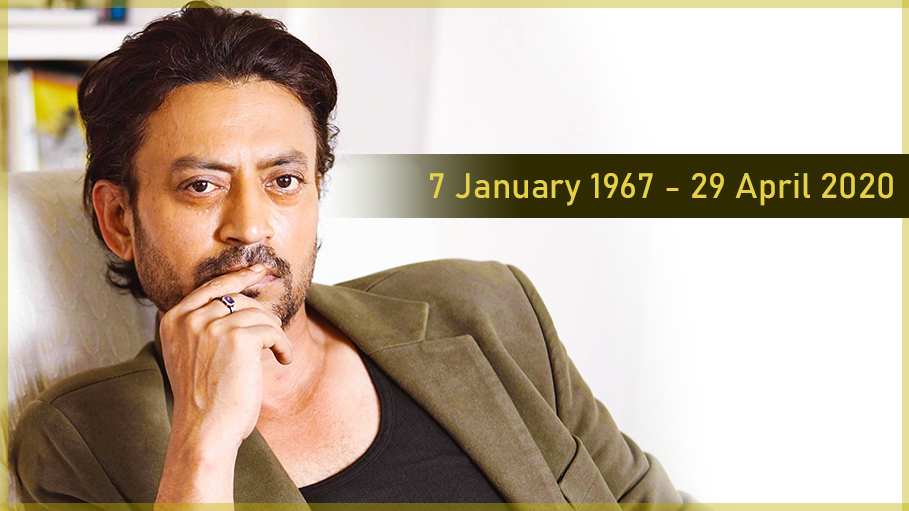 Talented Actor Irrfan Khan, 53, Passes Away at Kokilaben Dhirubhai Ambani Hospital