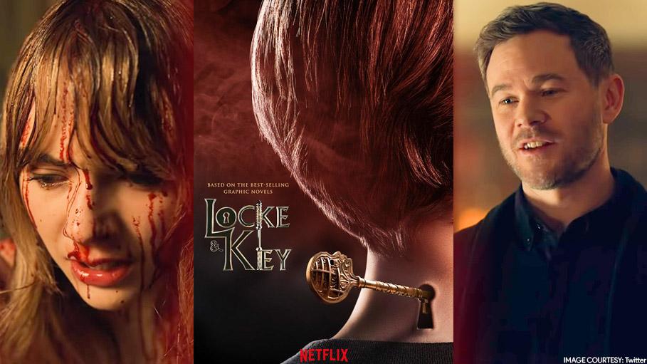 locke and key trailer