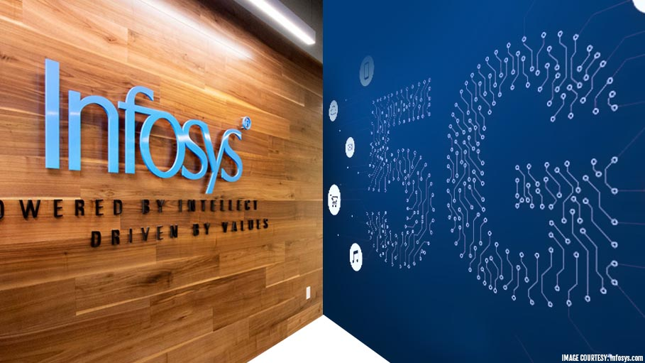 Infosys to Bring New Economies to Life with 5G