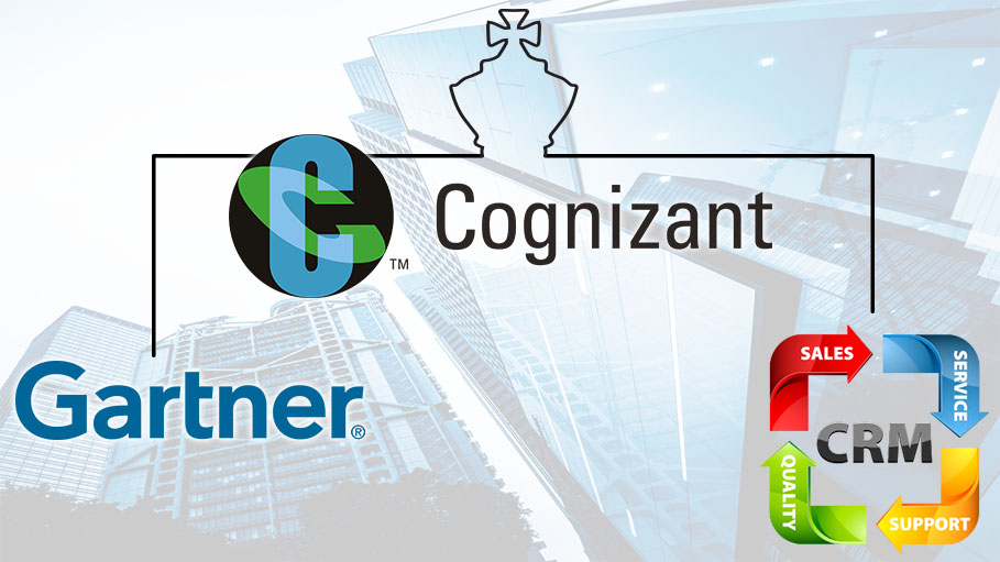 Gartner Bills Cognizant as Leader for CRM & CEIS
