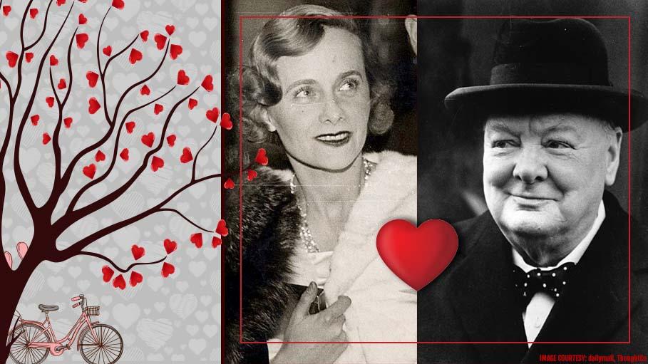 Secret Love Story of Winston Churchill and Doris Delevingne