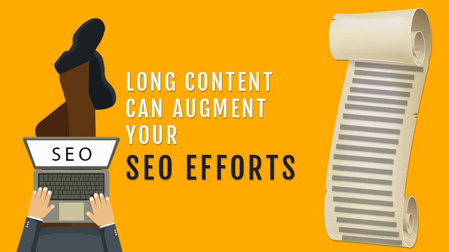Long Form Content Can Augment Your SEO Effort