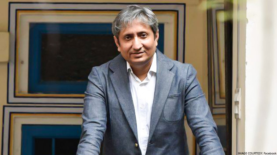 Journalist Ravish Kumar's Speech on Winning the Prestigious Magsaysay Award is Taking the Social Media by Storm