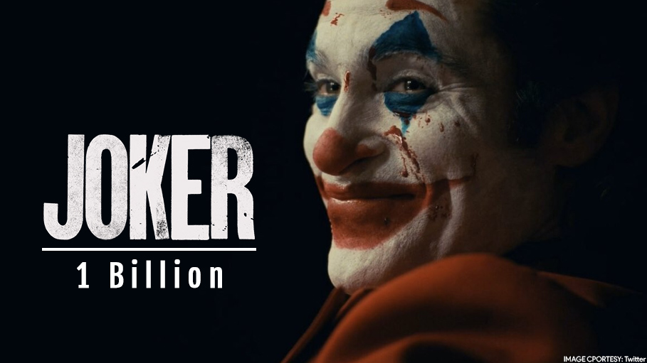 'Joker' Becomes the First R-Rated Film to Hit 1 Billion at Box Office
