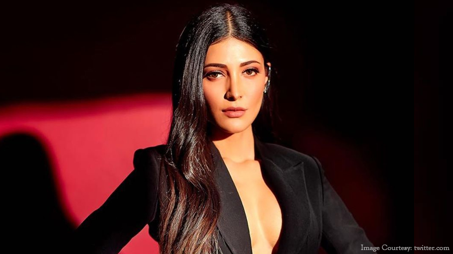 Shruti Haasan Shares Two Factors that Protected Her in the Film Industry