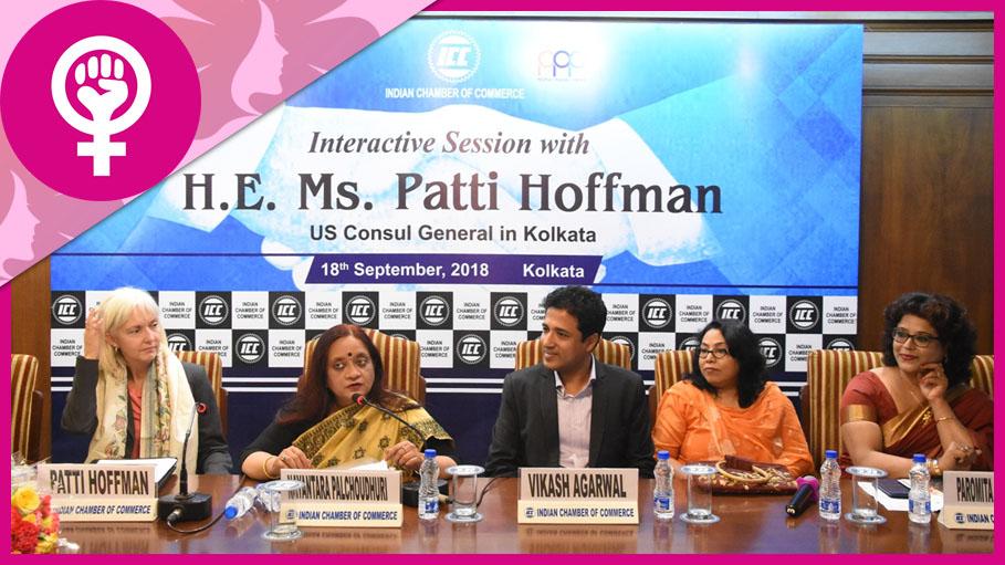 US Consulate in Kolkata to Promote Gender Equality & Women Entrepreneurship