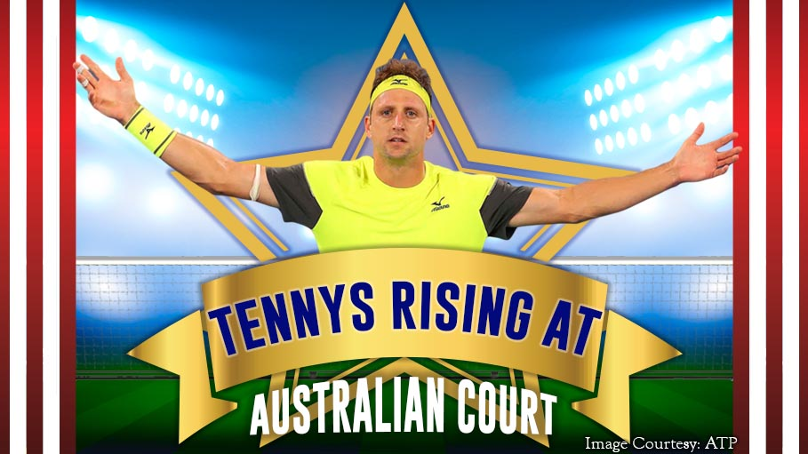 Australian Open Gives You The New US Tennis Sensation - Meet Tennys Sandgren