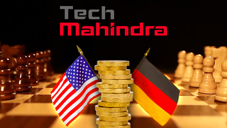 Tech Mahindra to Make Strategic Investments in US, Germany