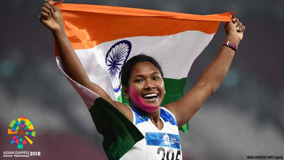 Born with Six Toes, Born for Gold - Swapna Barman Conquers the Path of Pain at Asian Games
