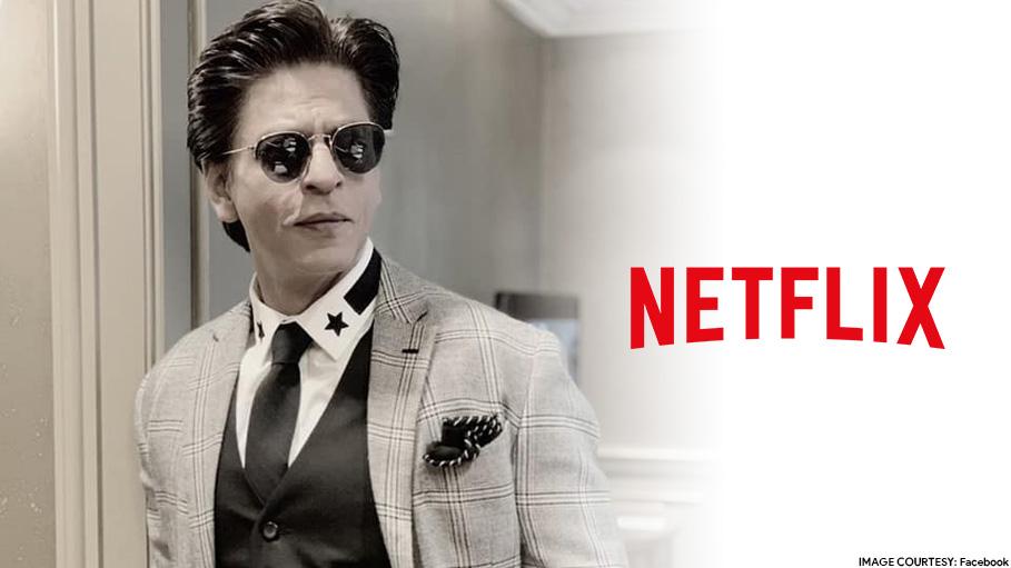 SRK Arrives on Netflix Splashing out on Emraan Hashmi Starrer Series