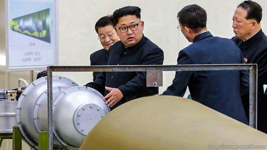 North Korea Test Fires 5 Missiles, Ignoring International Sanctions
