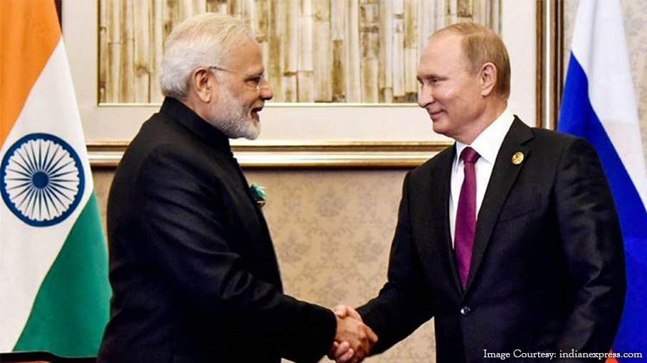Russia & India Ink Pact to Implement New Nuke Projects