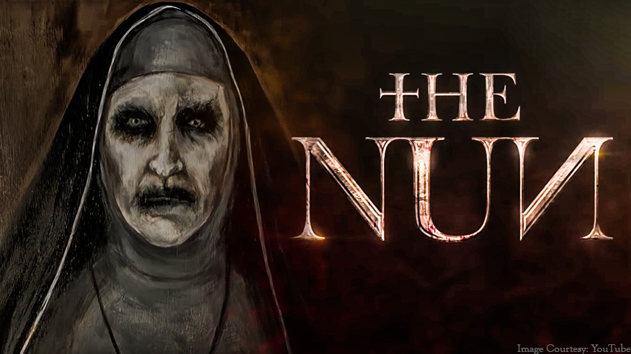 The Nun Official Teaser Trailer Vows to Bring upon the Darkest and Spookiest September Times