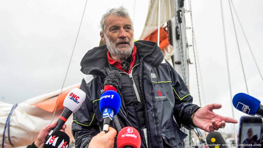 73-Year-Old Wins Round-the-World Yacht Race in 211 Days