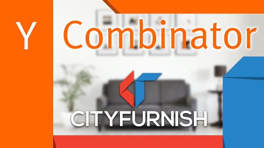 US Accelerator Y-Combinator Chooses Cityfurnish