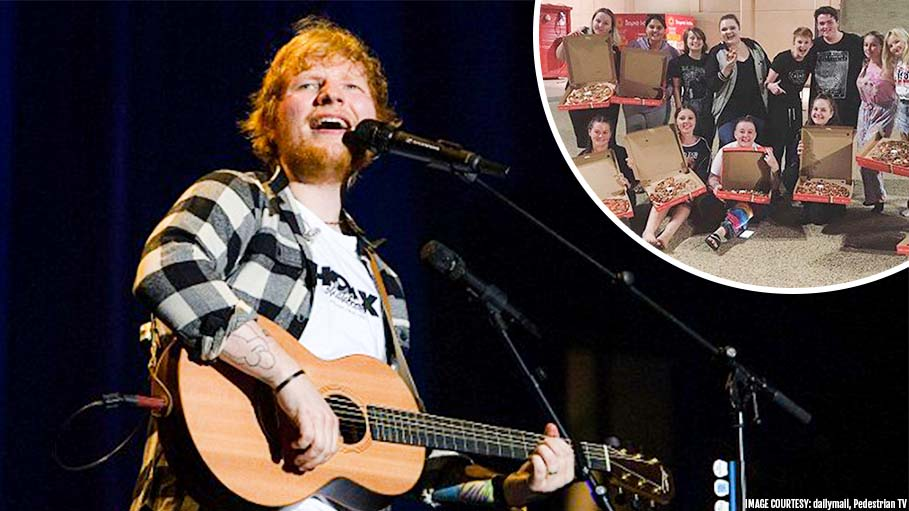 These Kind Acts Of Ed Sheeran Prove That He's The 'Perfect Singer'
